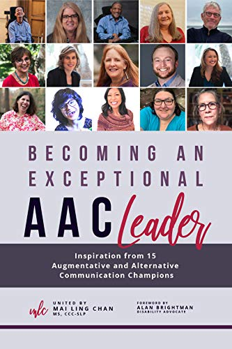 Becoming an Exceptional AAC Leader book cover