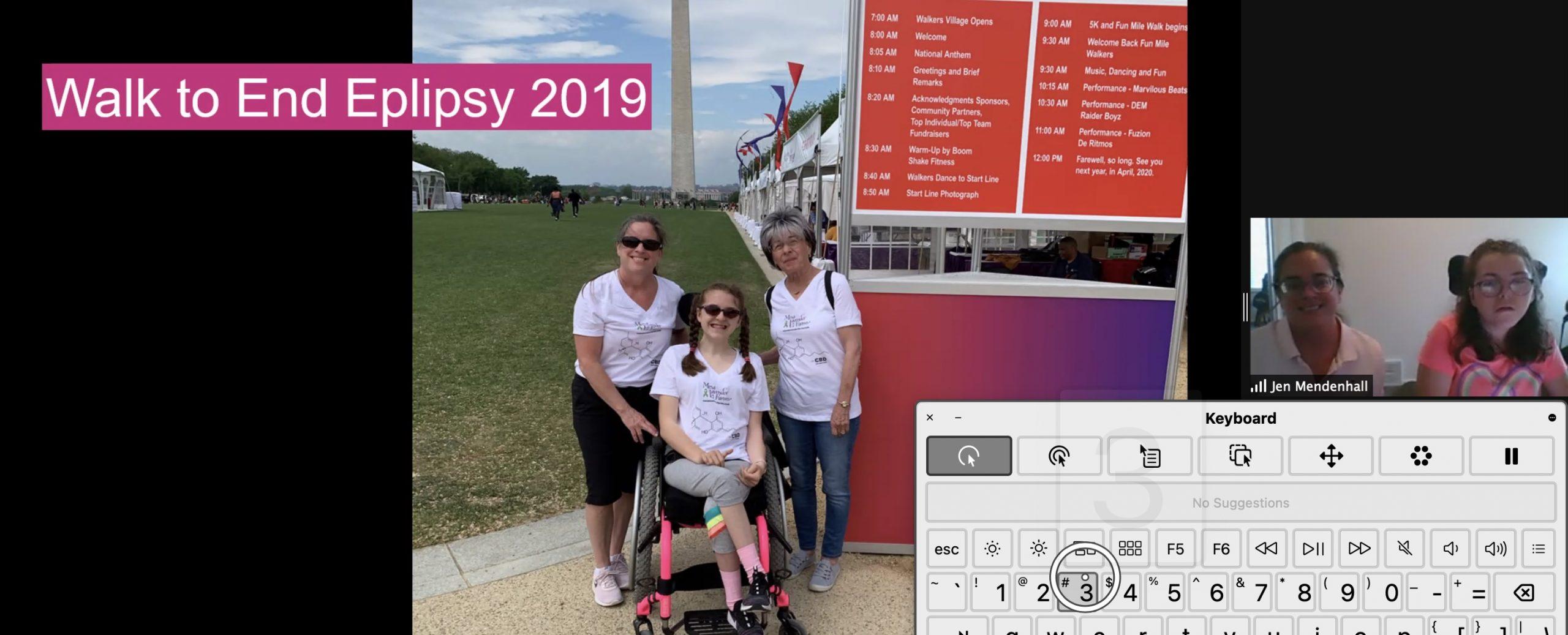Walk to End Epilepsy photo